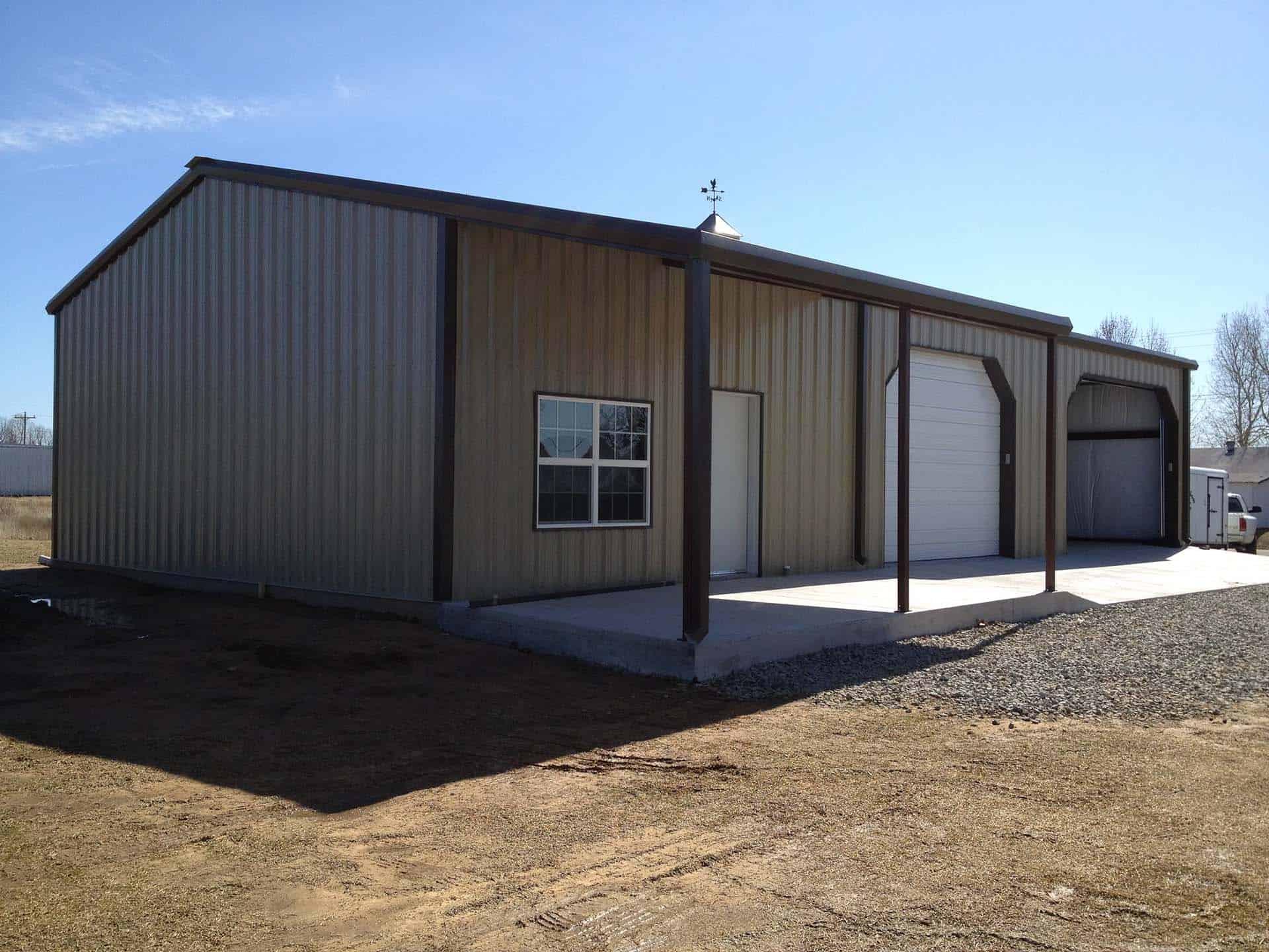 Pole Barns In Northeastern Oklahoma